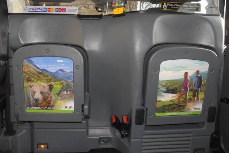2015 Ubiquitous campaign for Asturias  - Asturias - Natural Paradise