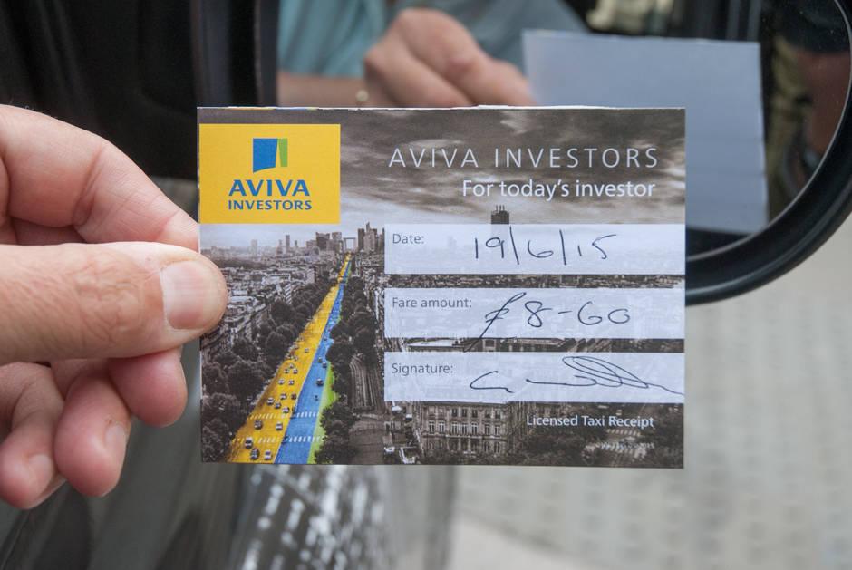 2015 Ubiquitous campaign for Aviva Investors - Aviva Investors. For Today's Investor