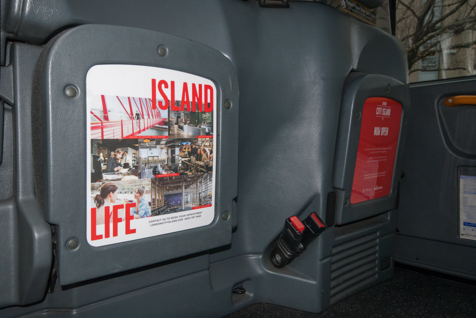 2017 Ubiquitous campaign for Ballymore - London City Island