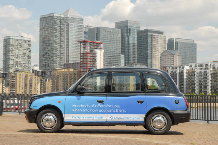 2014 Ubiquitous campaign for Barclays - Find your perfect match