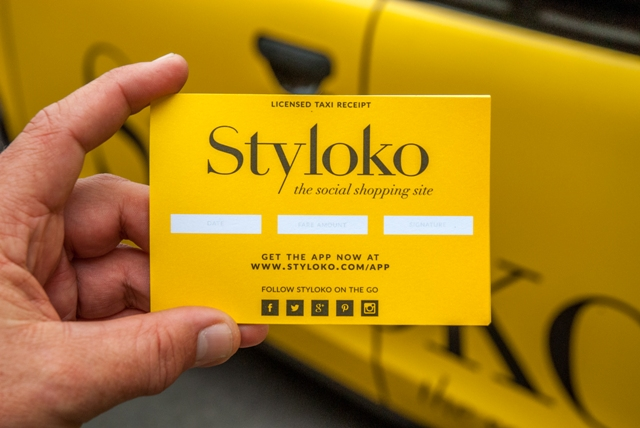 2013 Ubiquitous campaign for Styloko - The Social Shopping Site