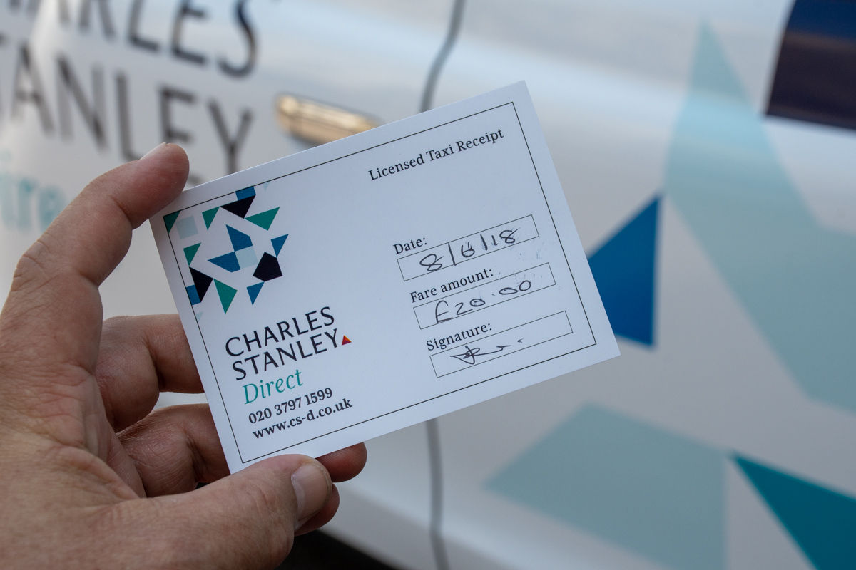 2018 Ubiquitous campaign for Charles Stanley - Charles Stanley