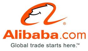 Ubiquitous Taxi Advertising client Alibaba  logo