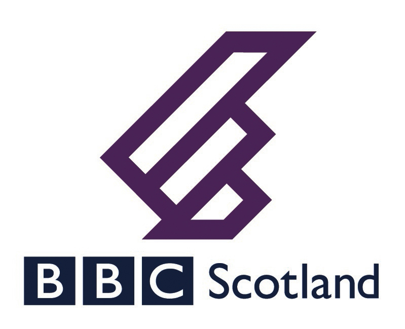 Ubiquitous Taxi Advertising client BBC Scotland  logo