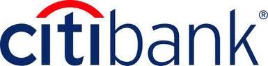 Ubiquitous Taxi Advertising client Citibank  logo