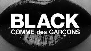 Ubiquitous Taxi Advertising client Commes Des Garcons  logo