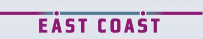 Ubiquitous Taxi Advertising client East Coast Mainline  logo