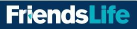 Ubiquitous Taxi Advertising client Friends Life  logo