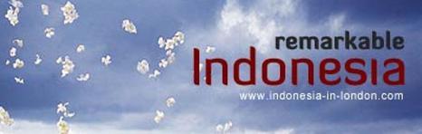Ubiquitous Taxi Advertising client Indonesia Tourism  logo