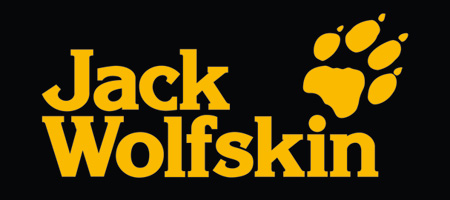 Ubiquitous Taxi Advertising client Jack Wolfskin  logo