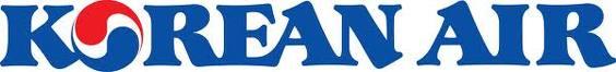 Ubiquitous Taxi Advertising client Korean Air  logo