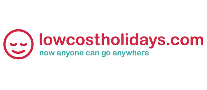 Ubiquitous Taxi Advertising client Low Cost Holidays  logo