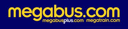 Ubiquitous Taxi Advertising client Megabus  logo