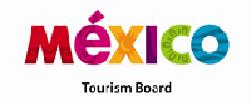 Ubiquitous Taxi Advertising client Mexico Tourist Board  logo