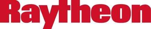 Ubiquitous Taxi Advertising client Raytheon  logo