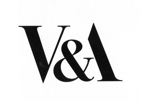 Ubiquitous Taxi Advertising client Victoria and Albert Museum  logo