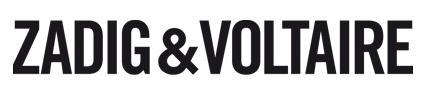 Ubiquitous Taxi Advertising client Zadig & Voltaire  logo