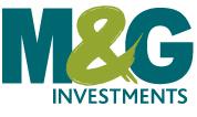 Ubiquitous Taxis client M&G  logo
