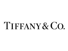 Ubiquitous Taxi Advertising client Tiffany  logo