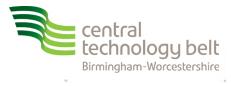 Ubiquitous Taxis client Central Technology Belt  logo