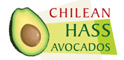 Ubiquitous Taxis client Chilean Hass Avocados  logo