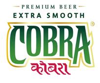 Ubiquitous Taxi Advertising client Cobra Beer  logo