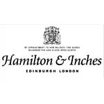 Ubiquitous Taxis client Hamilton and Inches  logo