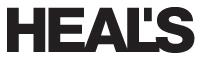 Ubiquitous Taxis client Heals  logo