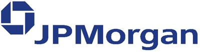 Ubiquitous Taxis client JP Morgan  logo