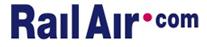 Ubiquitous Taxis client Rail Air  logo