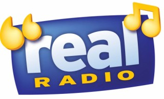 Ubiquitous Taxis client Real Radio  logo