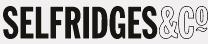 Ubiquitous Taxis client Selfridges  logo
