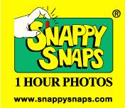 Ubiquitous Taxis client Snappy Snaps  logo