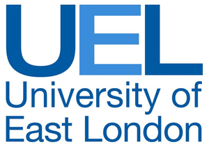Ubiquitous Taxis client University of East London  logo