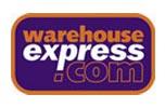 Ubiquitous Taxis client Warehouse Express  logo