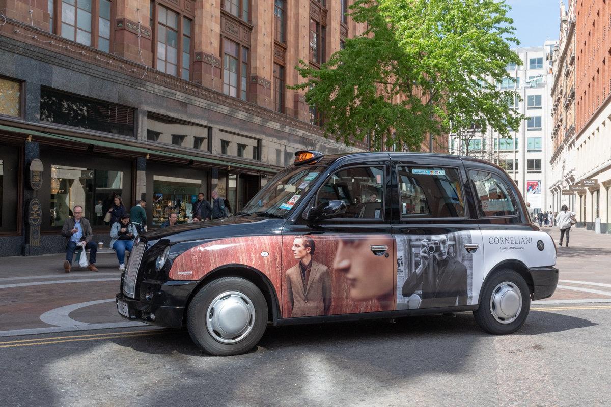 2018 Ubiquitous campaign for CORNELIANI - London - 160 Sloane Sq