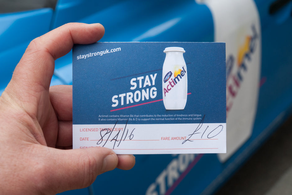 2016 Ubiquitous campaign for Danone - Actimel #StayStrong