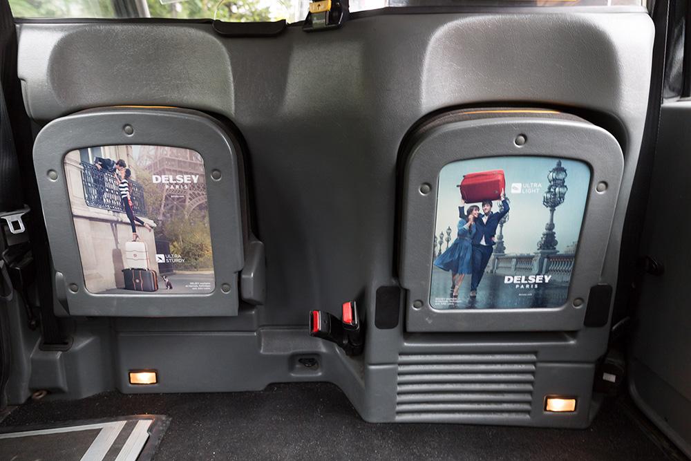 2016 Ubiquitous campaign for Delsey - Delsey Paris