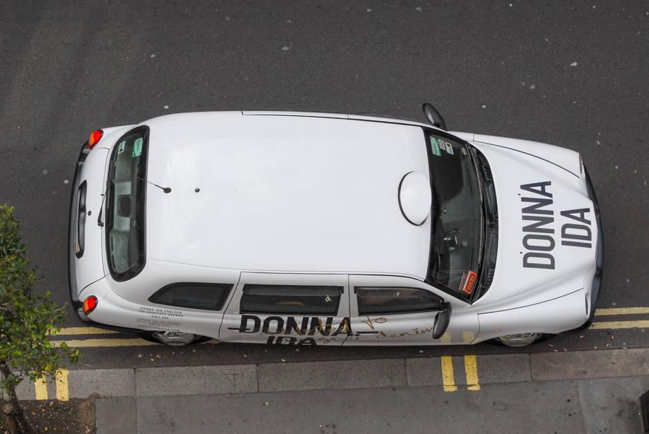 2015 Ubiquitous campaign for Donna Ida - Addicted To Designer Denim