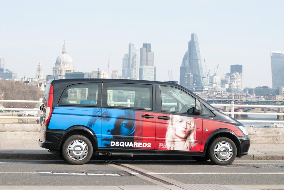 2015 Ubiquitous campaign for DSquared2 - DSquared2