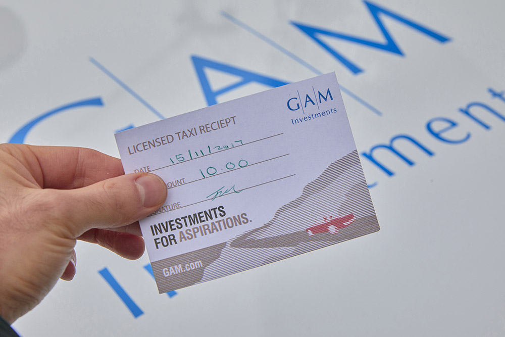 2017 Ubiquitous campaign for GAM - Investments for Aspirations
