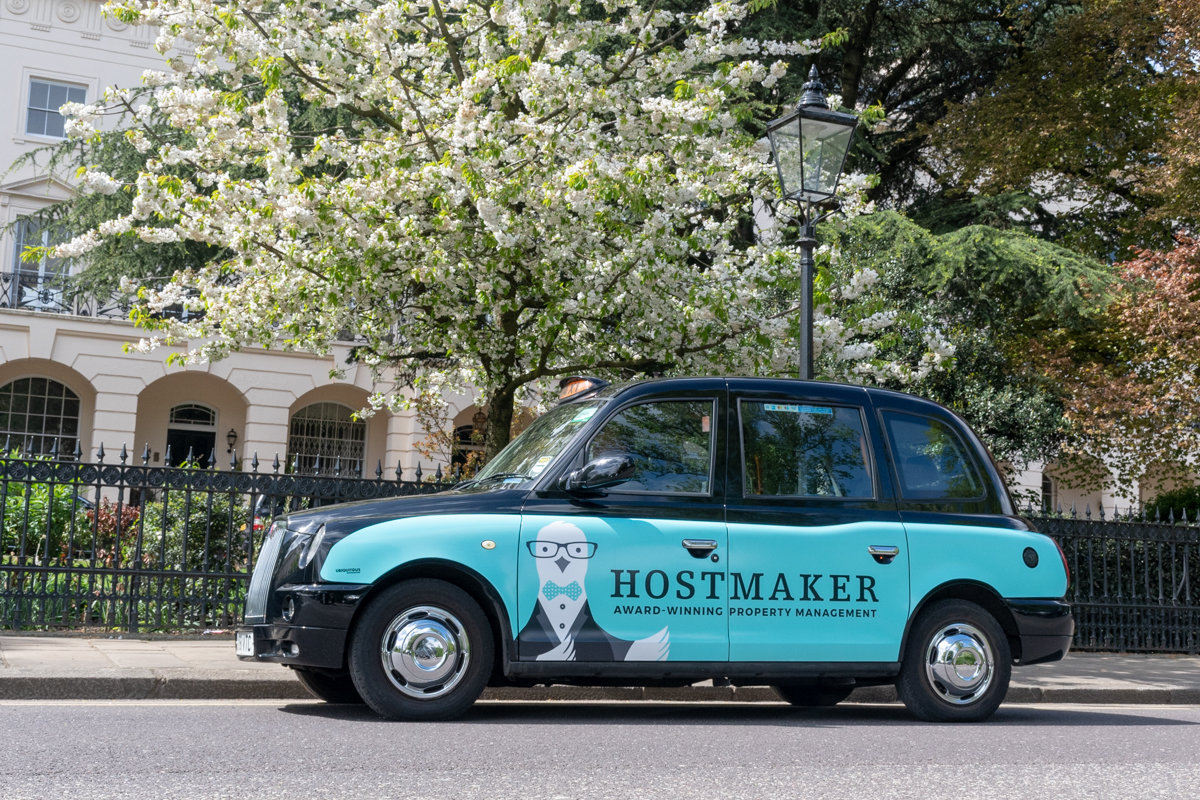 2018 Ubiquitous campaign for HOSTMAKER  - AWARD WINNING PROPERTY MANAGEMENT
