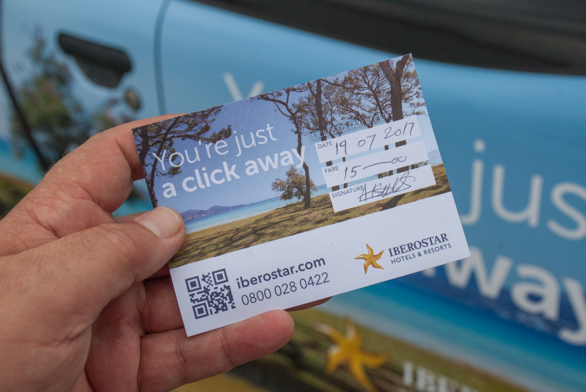 2017 Ubiquitous campaign for Iberostar  - You're Just A Click Away