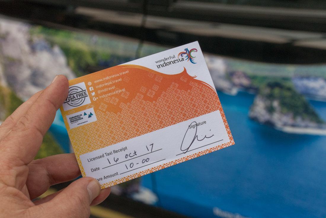 2017 Ubiquitous campaign for Indonesia Tourist Board - Wonderful Indonesia