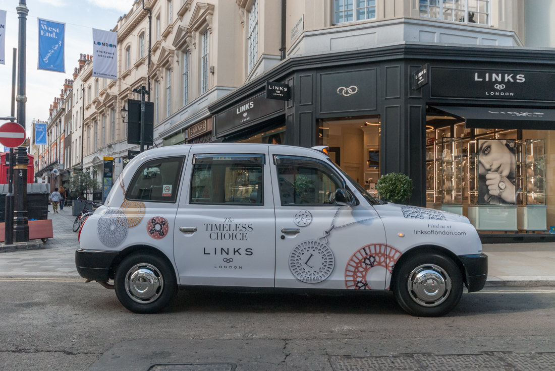 2017 Ubiquitous campaign for Links of London - THE TIMELESS CHOICE