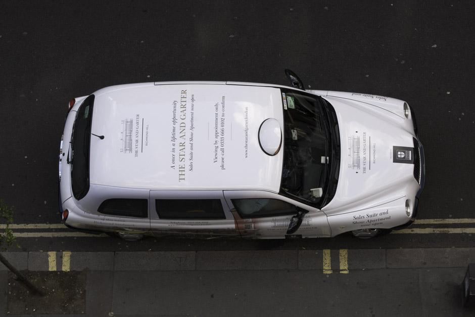2015 Ubiquitous campaign for London Square Developments - The Star & Garter; Richmond Hill