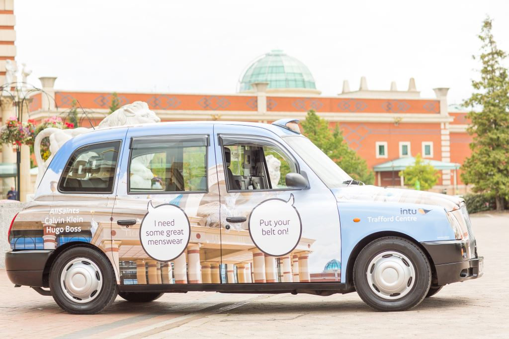 2015 Ubiquitous campaign for Intu Trafford Centre - Intu Trafford Centre
