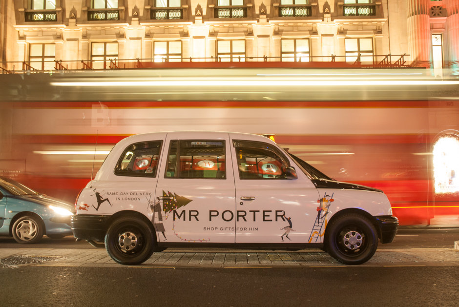 2016 Ubiquitous campaign for Mr Porter - Shop Gifts For Him
