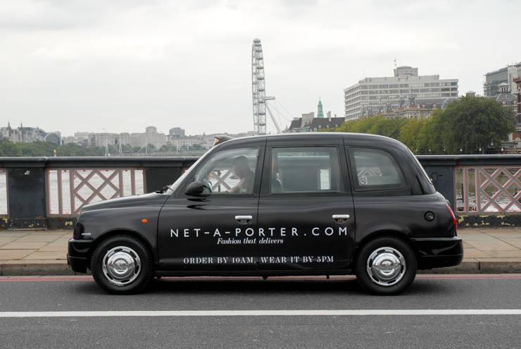 2014 Ubiquitous campaign for NET-A-PORTER - Net-A-Porter