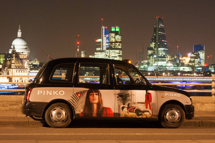 2015 Ubiquitous campaign for Pinko - PINKO.IT